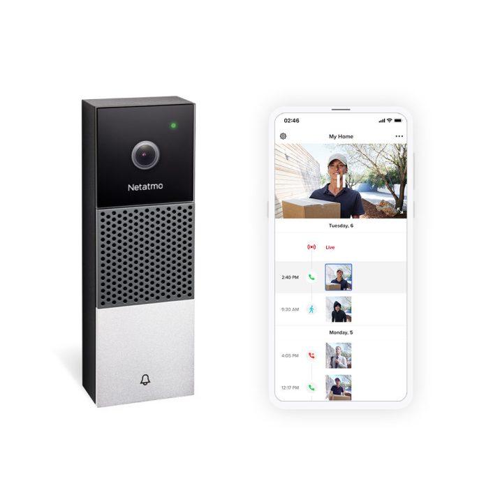 netatmo-sonnette-smartphone-en-1000x1000 La Sonnette Vidéo Intelligente Netatmo est compatible avec les assistants vocaux
