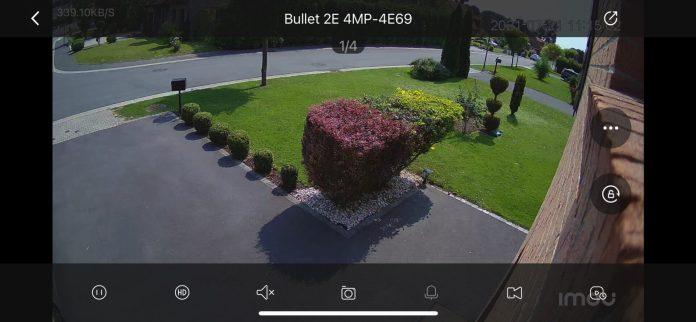 imou-bullet-2e-4mp-1253 Test de la caméra IMOU Bullet 2E 4MP