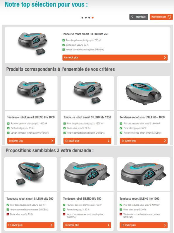 03 SILENO Minimo 500 :Présentation du nouveau robot tondeuse Gardena