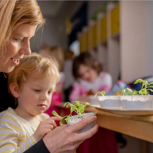 Ekologia w przedszkolu
