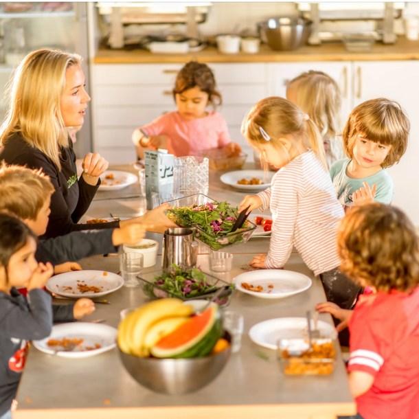 Zalecenia żywieniowe dla dzieci żłobkowych