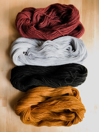 100% Wool Yarn 4 Ply