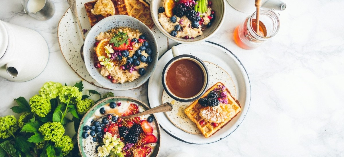 Tips pour un brunch complet sans gluten
