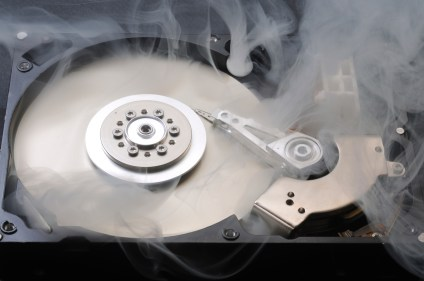 1. Rauchender Server