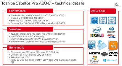 Satellite Pro A30C