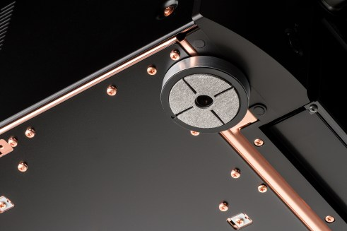 AV8805_Double_Layered_Bottom_Plate&Copper_Plated_Chassis