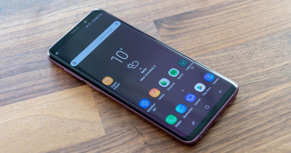 Galaxy S9 Plus Viel Leistung Gute Kamera Und Eine Schwache