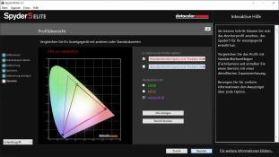 Acer Predator Helios 300 AdobeRGB