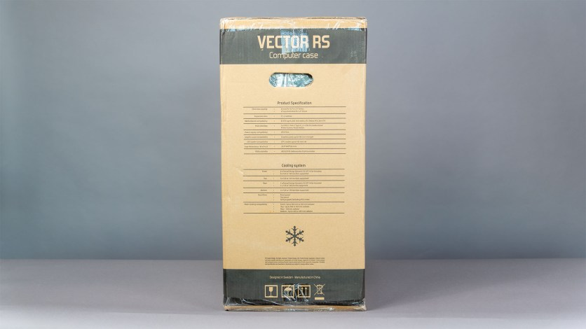 Fractal Vector RS Box Seite