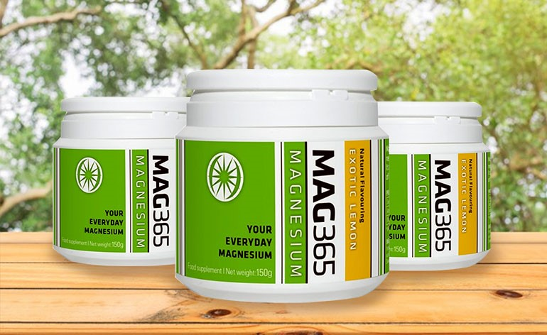 Image of Magnesium supplement MAG365