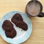 Hot Cocoa & Paleo Cookies
