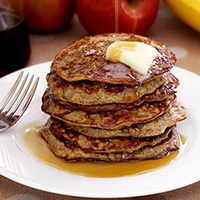paleo-apple-banana-pancakes