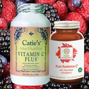 Nourishing World has high quality whole food Organic Vitamin C supplements.