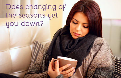 Does the changing seasons affect your mood and health?