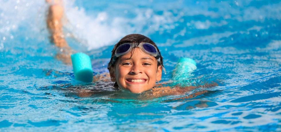 zajęcia pozalekcyjne - pływanie