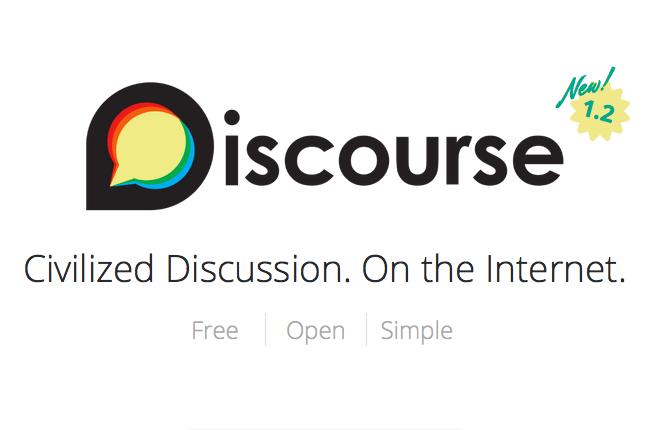 Discourse – das bessere Forum