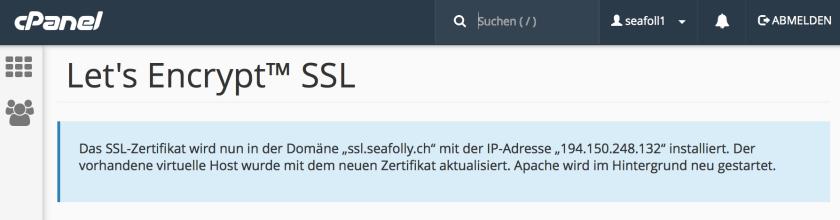 Installiere ein SSL Zertifikat – sofort! – NOVATREND Blog