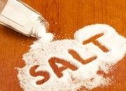 Διατροφή, υπέρταση και κατανάλωση αλατιού