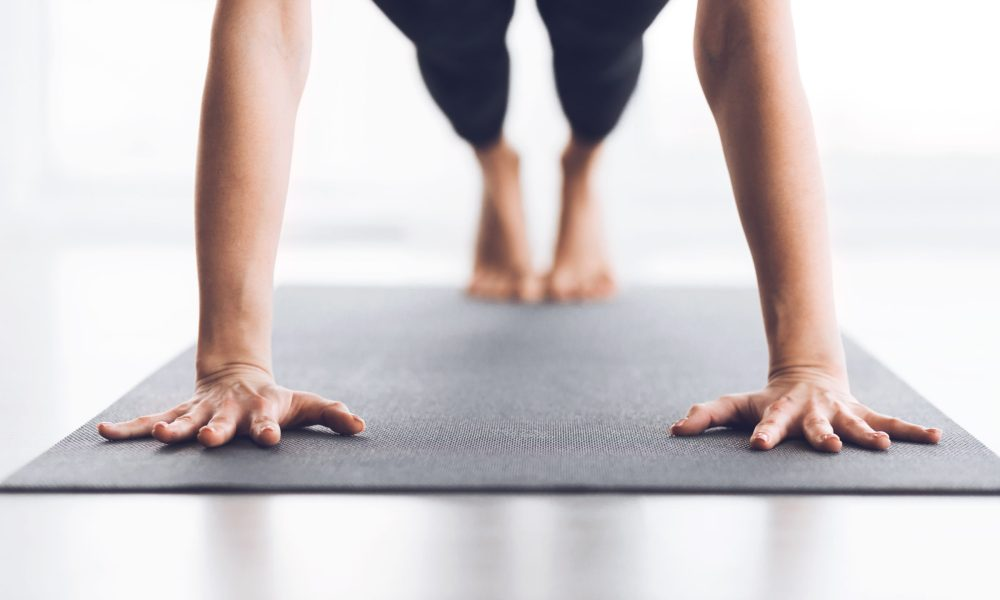 How To Flow One Of My Favorite Cardio Cooldown Yoga Sequences Beyond The Bench