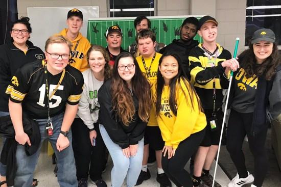 University of Iowa, REACH Fundraising Event