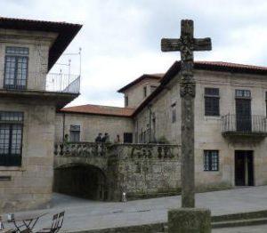 Cruceiros en Galicia - Casco antigüo de Pontevedra - Rías Baixas - Galicia