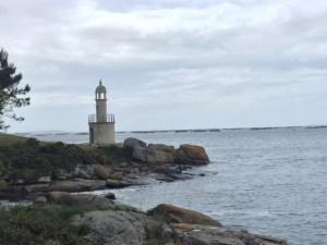 Faro Punta Moreiras