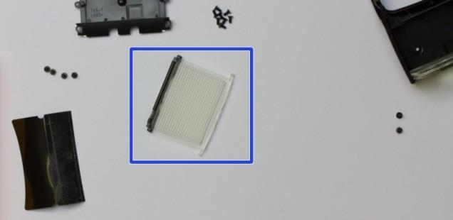 Canon Speedlite 430EX II Streuscheibe reparieren (1/6)