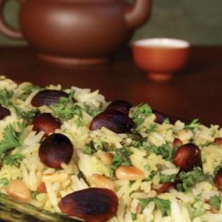 Nutty Jasmine Rice - Numi Organic Tea