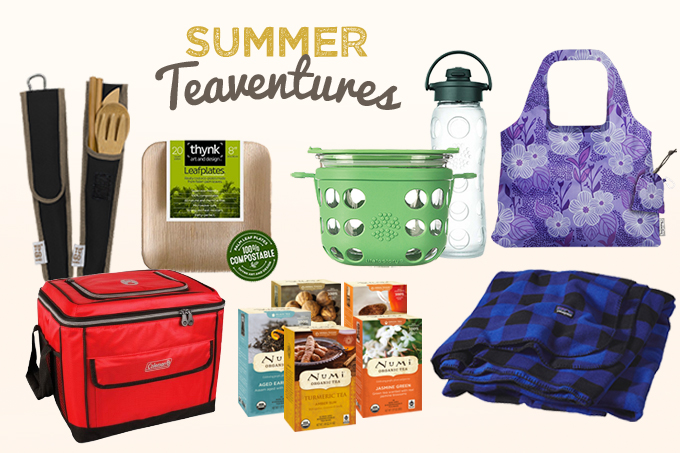 Summer Teaventures Recipe Contest Prizes
