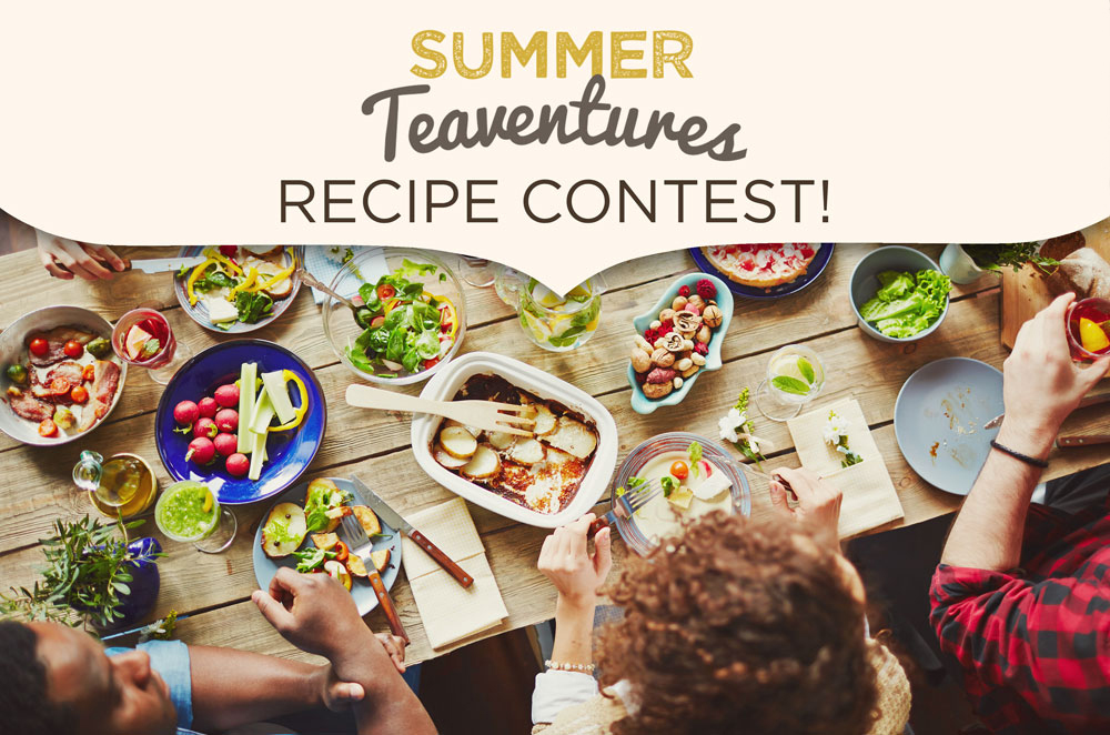 Summer Teaventures Recipe Contest
