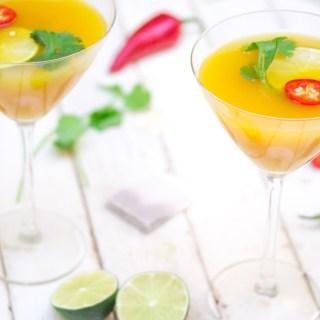Thai Mango Martini Featured