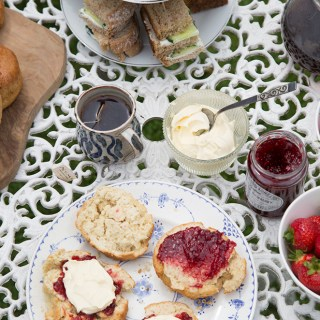London Calling: Afternoon Tea
