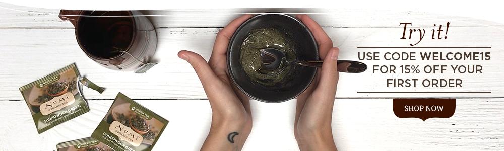 Numi Gunpowder Green Tea