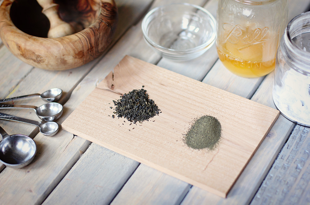 Numi Green Tea Face Mask Ingredients