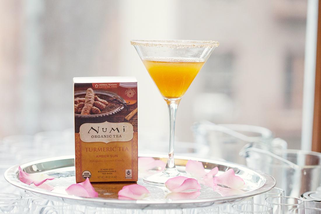 Turmeric Martini | Numi Organic Tea