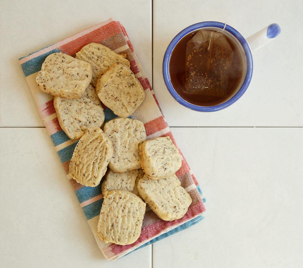 Numi Rooibos Chai Tea Shortbread