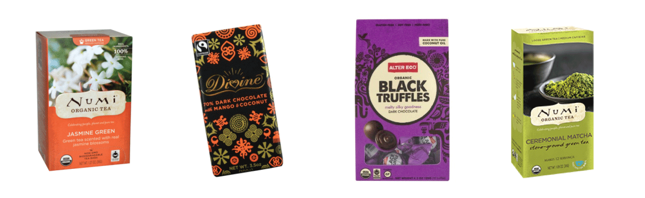Tea Lovers Gift Guide: Tea and Chocolate