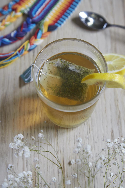 Numi Organic Tea Mate Lemon