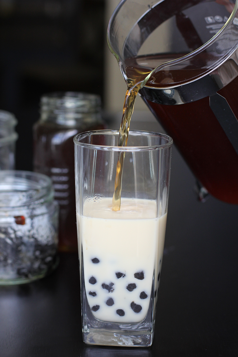 Chai Bubble Tea Prep