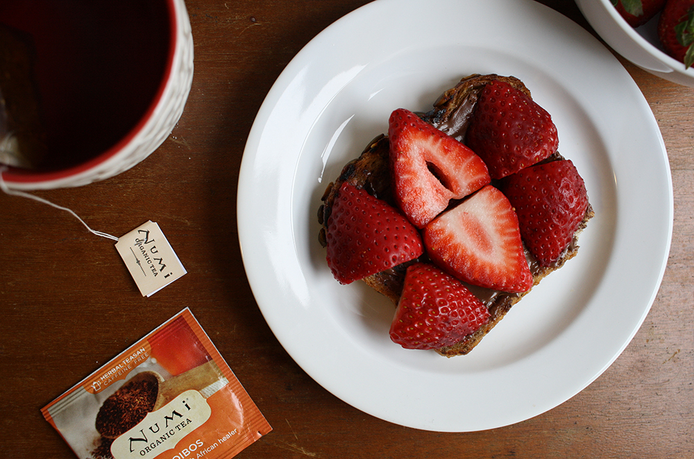 Tea and Toast: Two Tantalizing Treats
