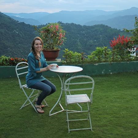 Stephanie Rodriguez - Tea Journal