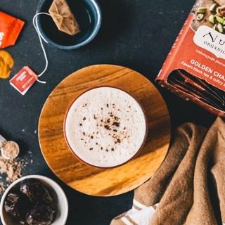 Energizing Chai Latte