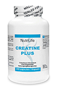 creatine plus Nutrilife