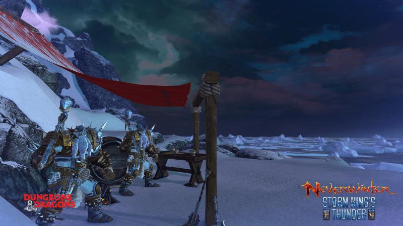 Storm Kings Thunder Screenshot