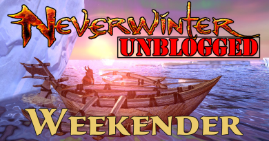 Neverwinter Weekender: The Summer Is Officially Over