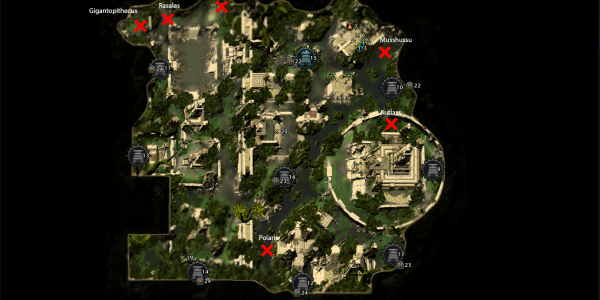 Mod 13 Star Hunt Locations Omu