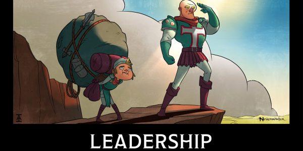 Heart of Fire Mod 15 Demotivational Poster Leadership