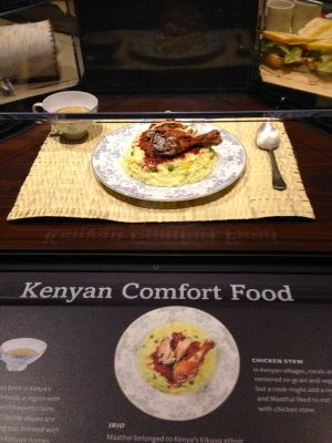 Kenyan Comfort Food