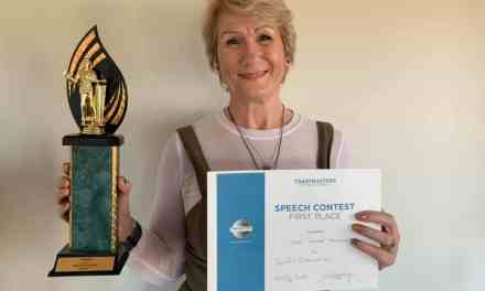 Congratulations Debs Taylor-Hayhurst