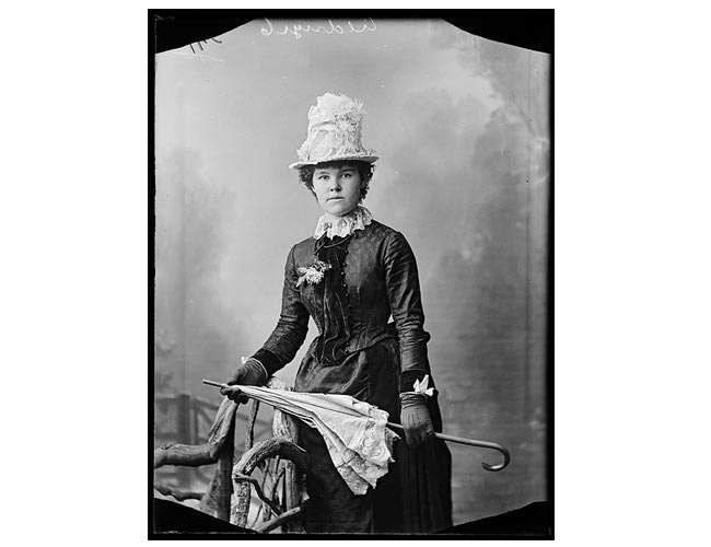 Aldridge, Miss, Tyree Studio Collection: 22588. Image courtesy of Nelson Provincial Museum.